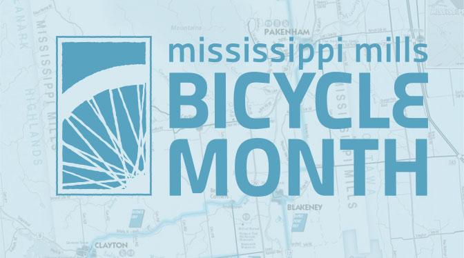 Mississippi Mills Bike Month